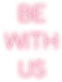 BE WITH US